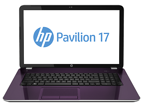 HP Pavilion 17-E100 Notebook PC-Serie