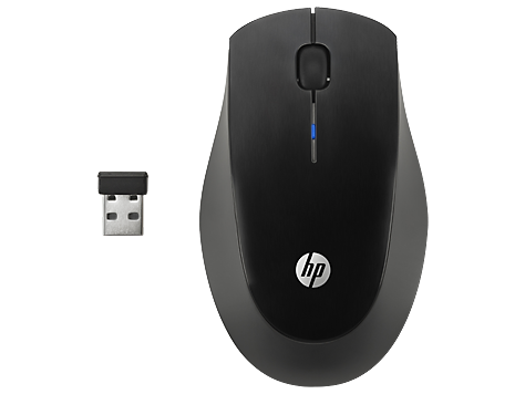 Mouse sem fio HP X3900