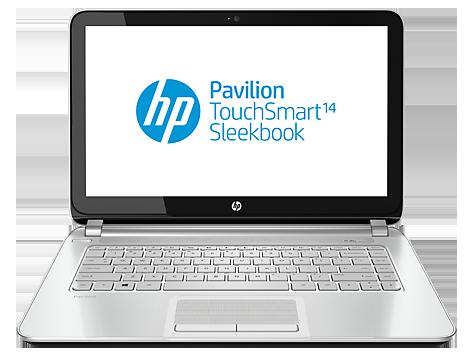 Sleekbook HP PavilionTouchSmart 14-f000