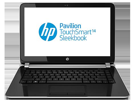Notebook HP Pavilion TouchSmart 14-f000 Sleekbook