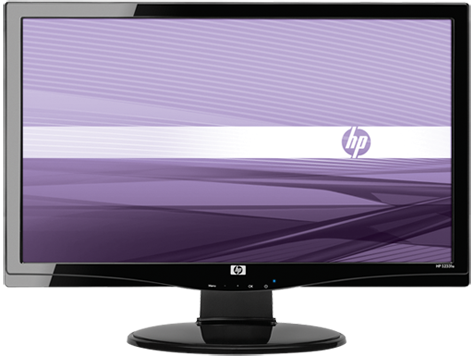 צג HP S2331a Widescreen LCD Monitor של 23 אינץ'