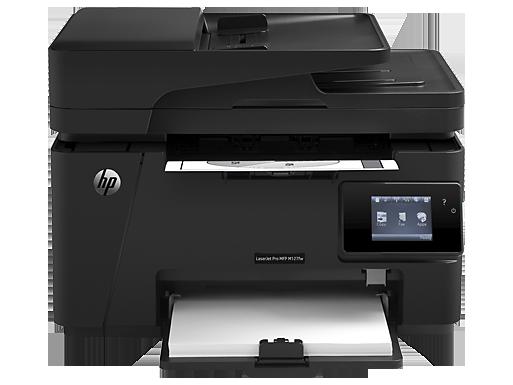 ... & Home Office > Printers > HP LaserJet > HP LaserJet Pro MFP M127fw