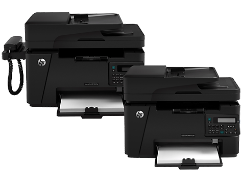 Řada HP LaserJet Pro M127 MFP