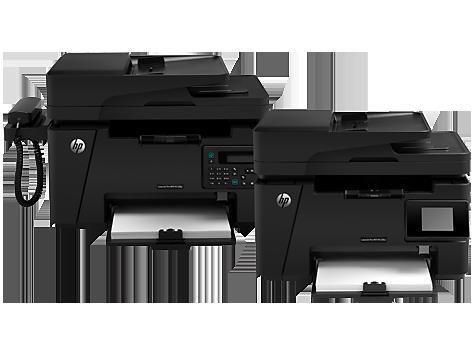 HP LaserJet Pro M128 MFP-serien