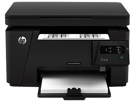 Hp laserjet pro mfp m125a driver & software download.