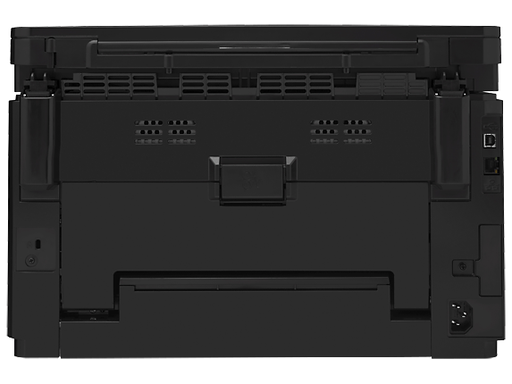 HP Color LaserJet Pro MFP M176n - Rear