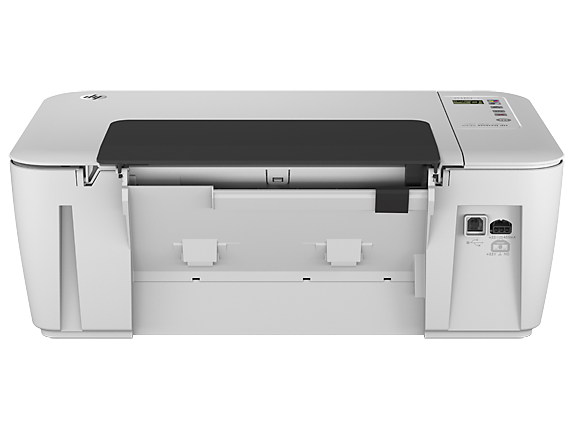 HP Deskjet 2540 All-in-One Printer - Rear
