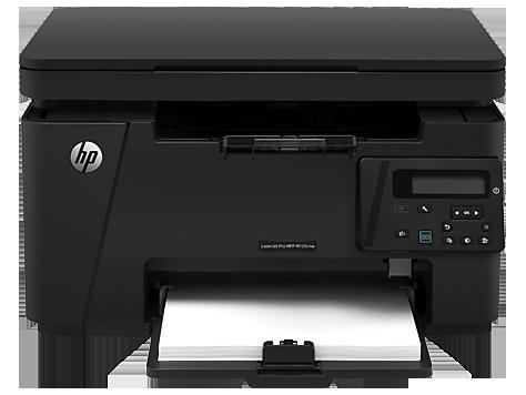 HP LaserJet Pro MFP M125rnw