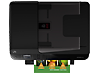 HP Officejet 4635 e-All-in-One Printer - Top view closed