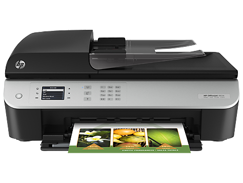 HP Officejet 4634 e-All-in-One Printer