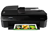 HP Officejet 4635 e-All-in-One Printer - Center
