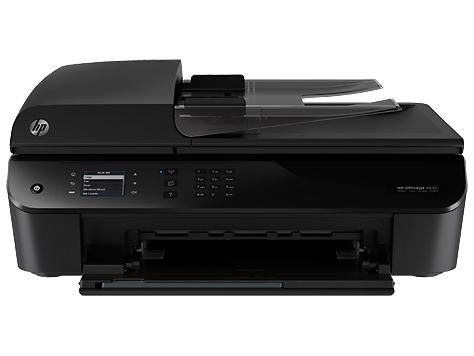 HP Officejet 4630 e-All-in-One Printer Software and Driver