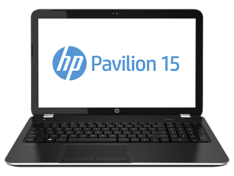 HP Pavilion 15-e100 Notebook PC-serien
