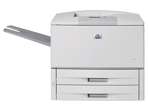 HP LaserJet 9040 Printer series