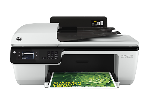 HP Officejet 2620 多合一印表機系列