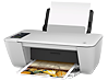 HP Deskjet 2542 All-in-One Printer - Left