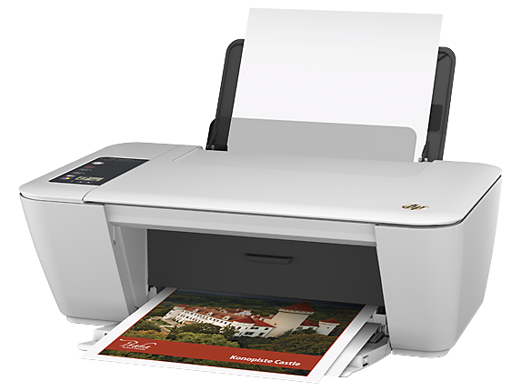 HP DeskJet 2546R All-in-One Printer