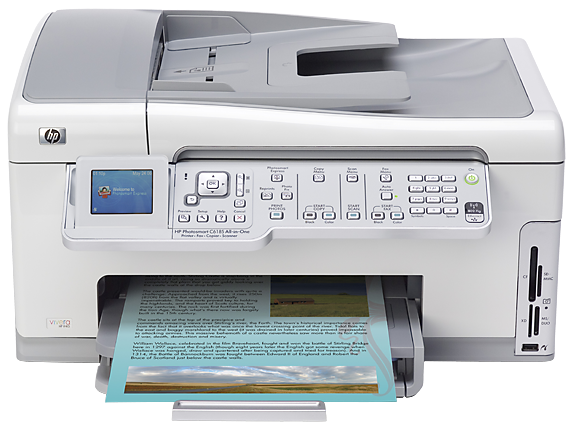 HP Photosmart C6185 All-in-One Printer