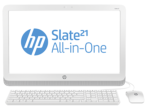 All-in-One HP Slate serie 21-k100