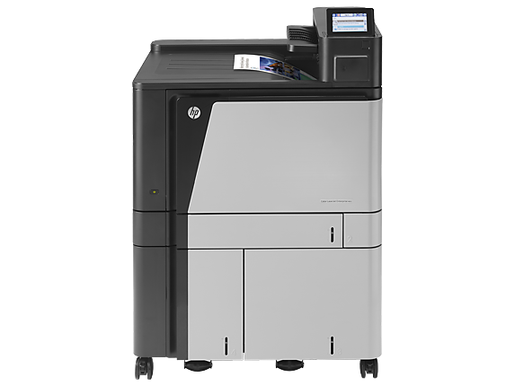 HP Color LaserJet Enterprise M855x+ NFC/Wireless Direct Printer