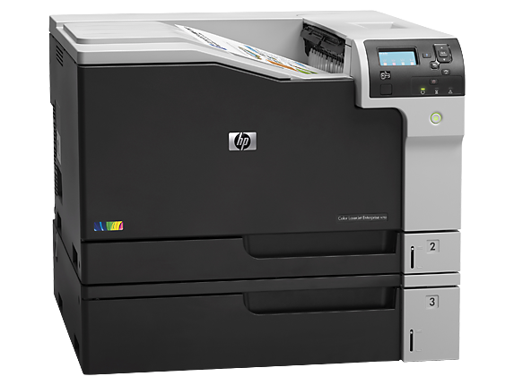 HP Color LaserJet Enterprise M750n - Right