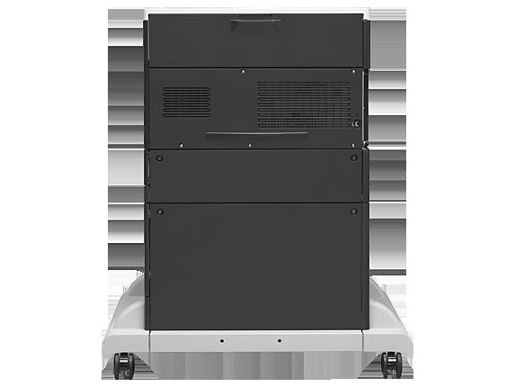 HP Color LaserJet Enterprise M750xh - Rear