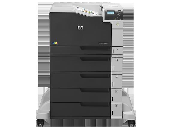 HP Color LaserJet Enterprise M750xh - Center