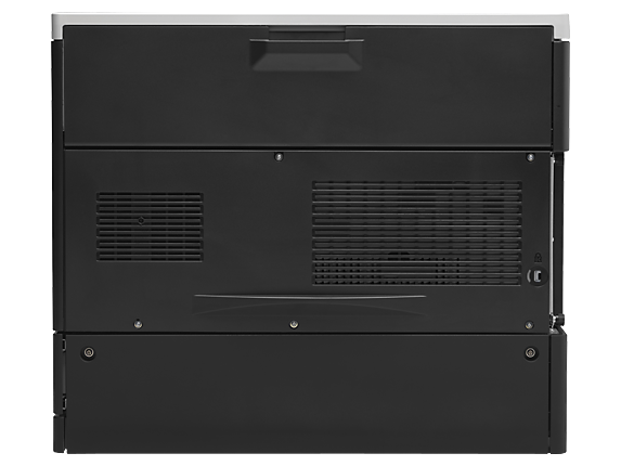 HP Color LaserJet Enterprise M750dn - Rear