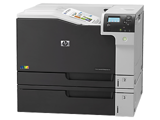 HP Color LaserJet Enterprise M750dn