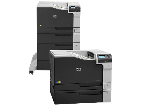 סדרת מדפסות HP Color LaserJet Enterprise M750‎