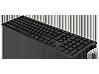 HP K3500 Wireless Keyboard - Left