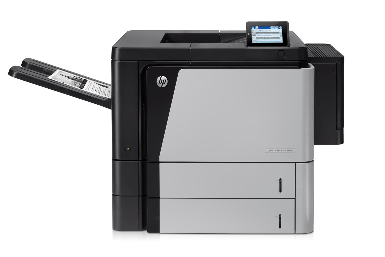 HP CZ244A A3 LaserJet Enterprise M806dn mono nyomtató