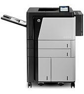 HP LaserJet Enterprise M806 Druckerserie