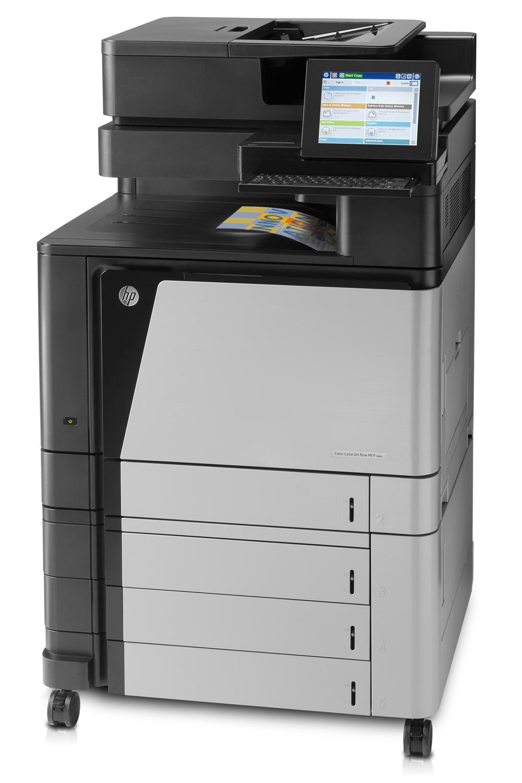 HP A2W75A A3 Color LaserJet Enterprise flow M880z többfunkciós nyomtató