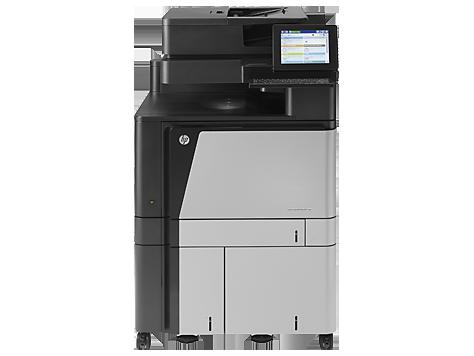 МФУ потоковый HP Color LaserJet Enterprise M880z+