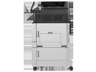 HP Color LaserJet Enterprise flow MFP M880z