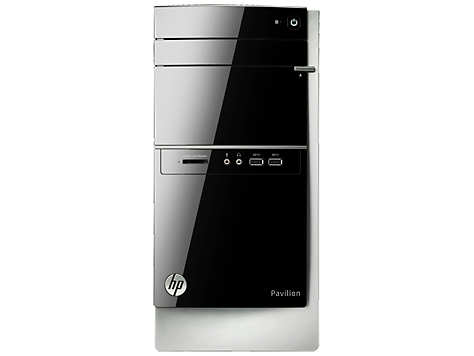 HP Pavilion 500-100 desktop pc-serien