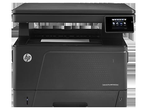 Urządzenia wielofunkcyjne HP LaserJet Pro seria M435