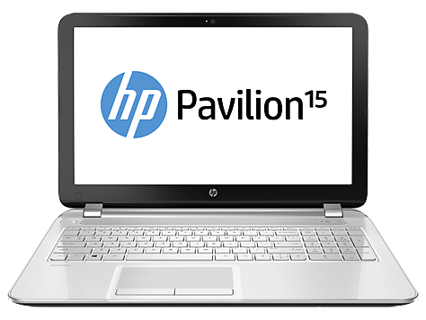 PC notebook HP Pavilion série 15-n100