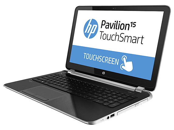 HP Pavilion 15t-n200 TouchSmart CTO Notebook PC (ENERGY STAR)