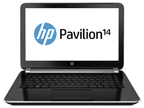 HP Pavilion 14-n100 notebook pc-serien