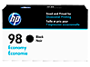 HP 98 Economy Black Original Ink Cartridge