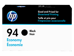 HP 94 Economy Black Original Ink Cartridge