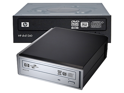 HP dvd1200 DVD Writer series
