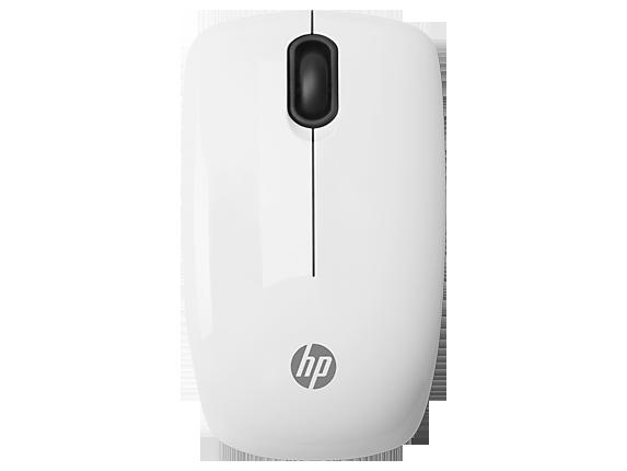 Ratón inalámbrico blanco HP Z3200