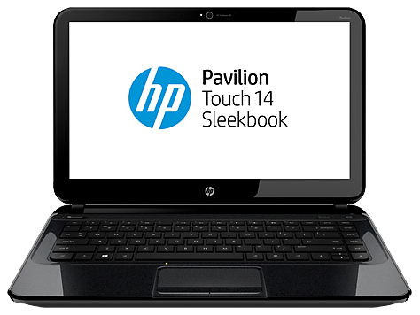 HP Pavilion Touch 14-B100 Sleekbook