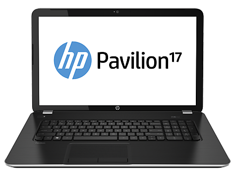 PC Notebook HP Pavilion serie 17-e100