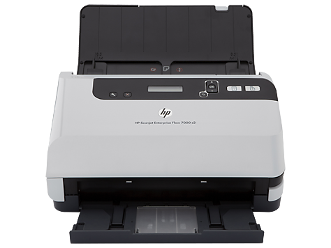 HP Scanjet Enterprise Flow 7000s2-arkføderscanner