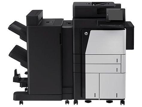 HP LaserJet Enterprise 氣流 M830 多功能打印機系列