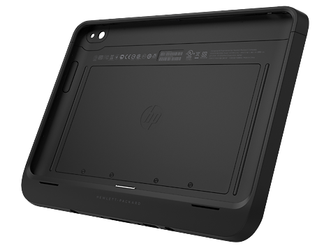具電池的 HP ElitePad 零售套